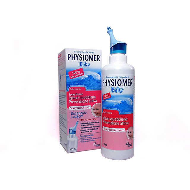 Physiomer - Spray nasale Bambini - Getto Nebulizzato