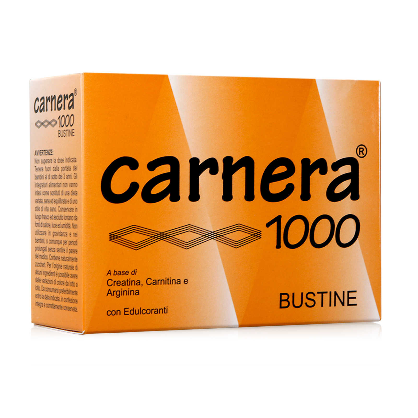 Carnera - Bustine 1000 - Integratore Alimentare
