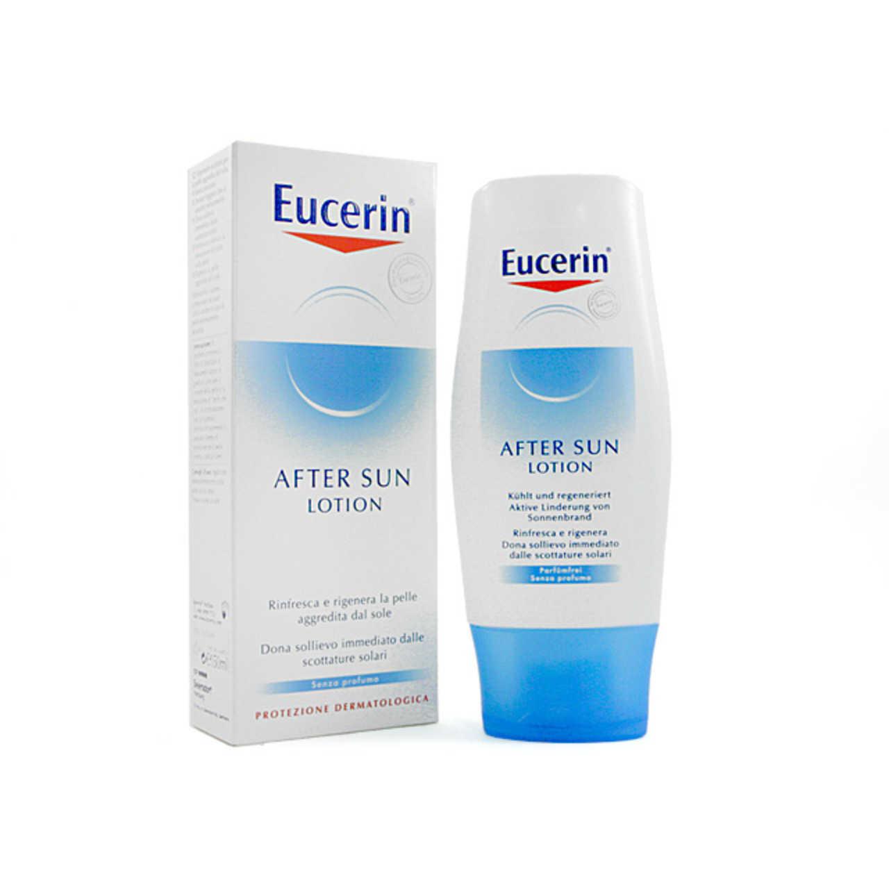 Eucerin - After Sun - Lotion