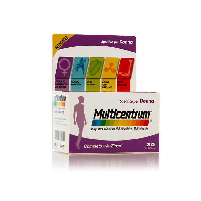 Multicentrum - Donna - Integratore Alimentare