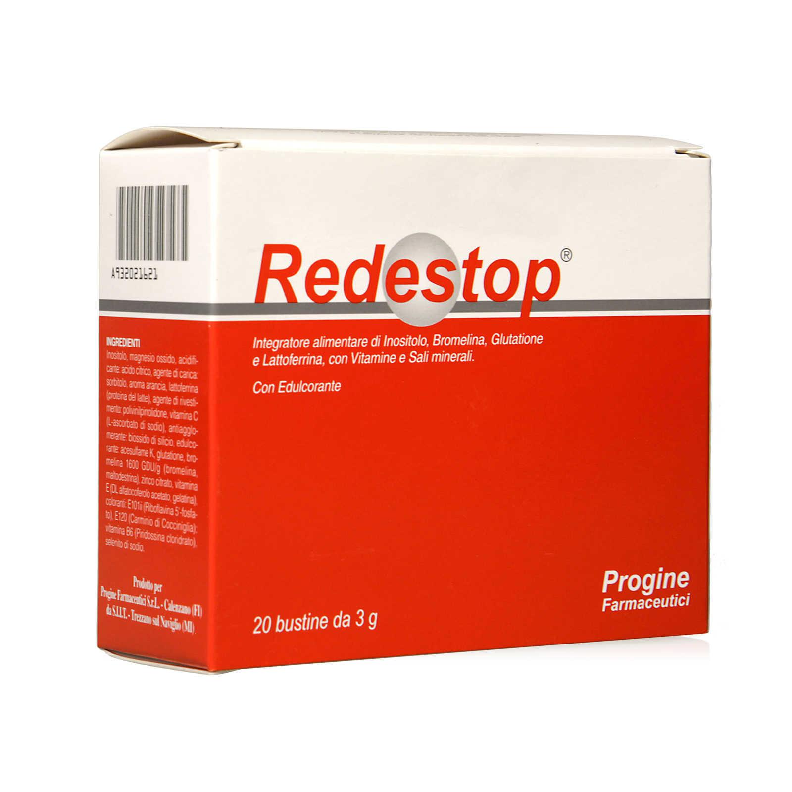Redestop - Bustine - Integratore Alimentare