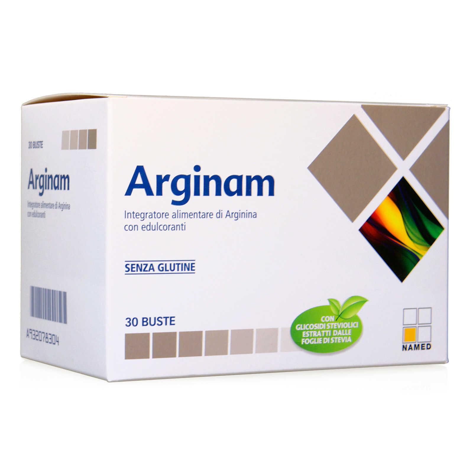 Arginam - Bustine - Integratore Alimentare
