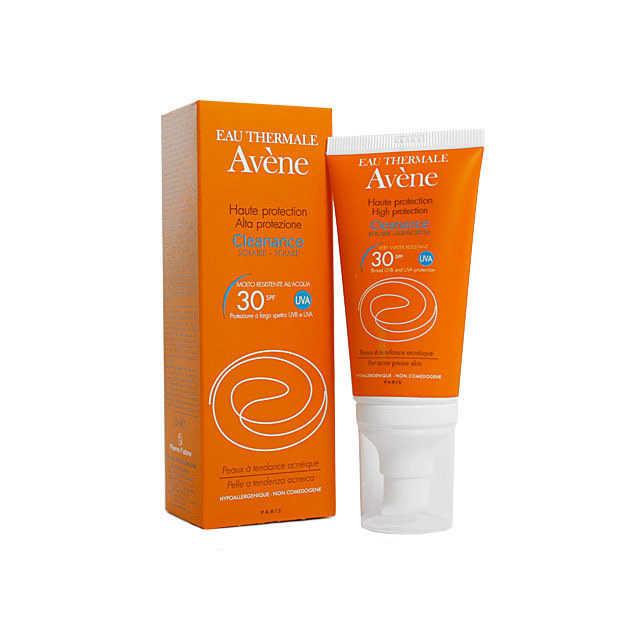 Avene Cleanance Solaire - Alta Protezione - SPF30