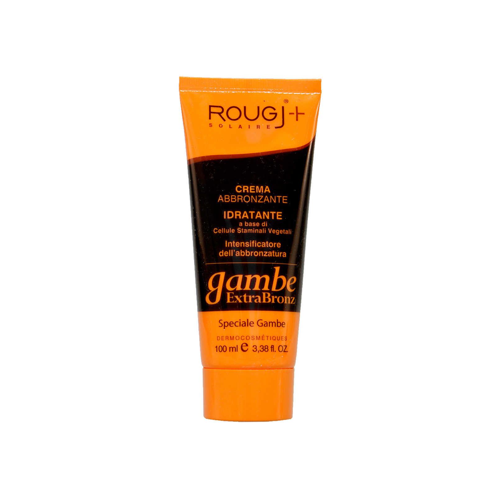 Rougj - Crema Abbranzante - Extrabronz - Gambe