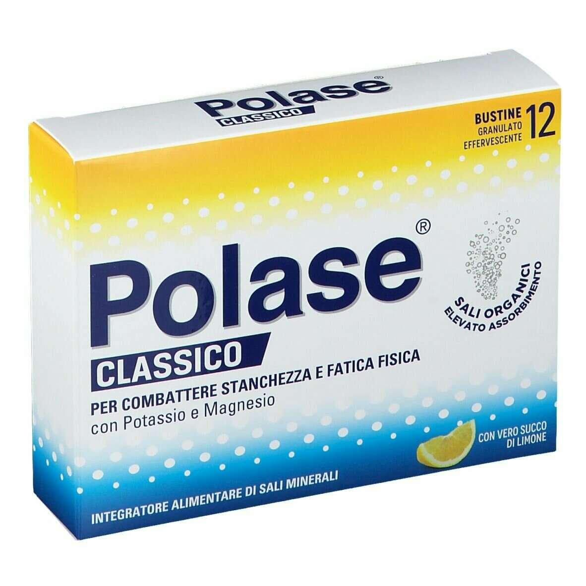 Polase - Gusto Limone - 12 Buste