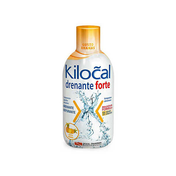 Kilocal - Drenante Forte - Ananas