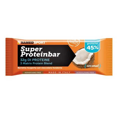 Named - Barretta iperproteica Superproteinbar al Cocco