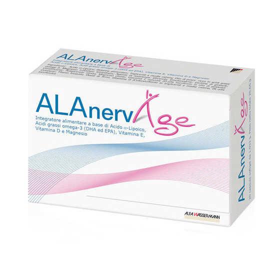 Alanerv - Integratore Alimentare- Age