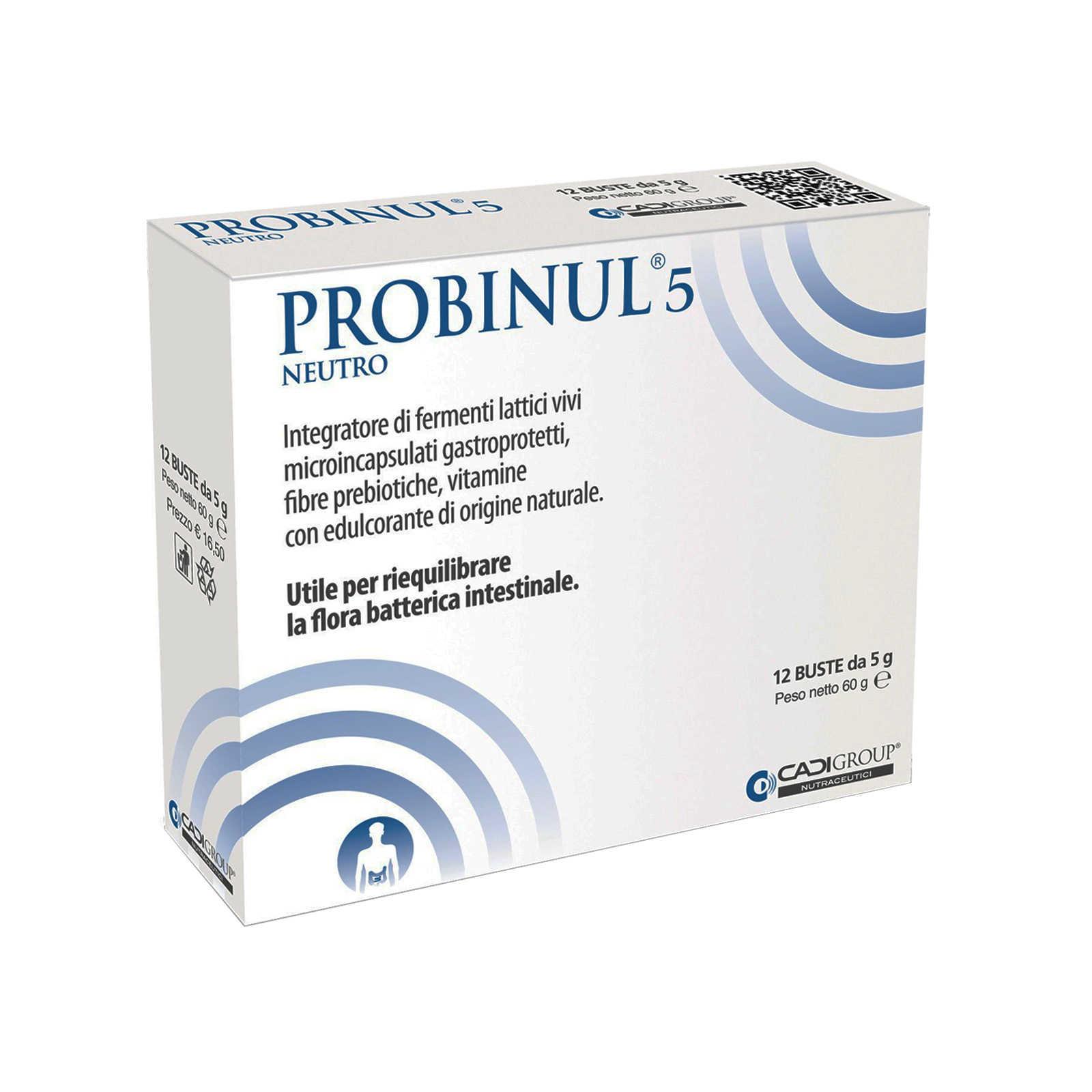 Probinul - 5 - Neutro