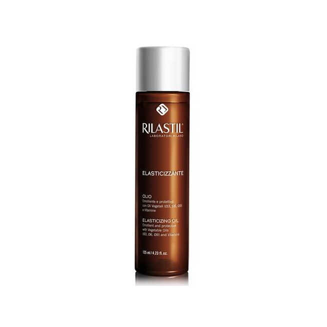 Rilastil - Olio vegetale per il corpo effetto Elasticizzante - 125ml