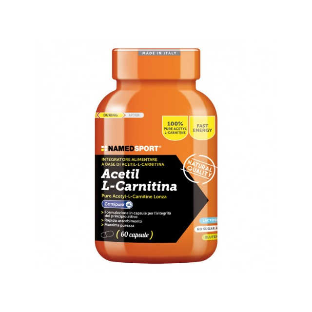 Named - Acetil L-Carnitina - Integratore Alimentare