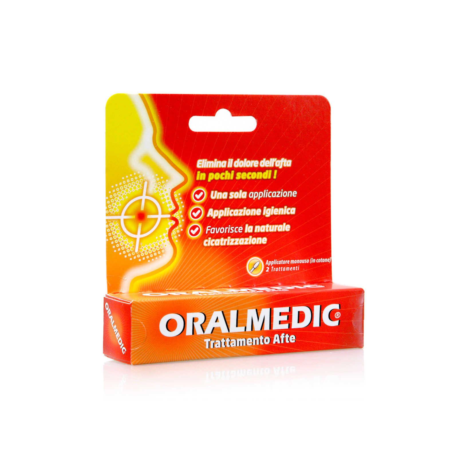 Oralmedic Trattamento Afte