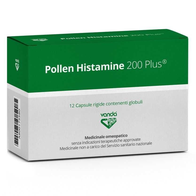 Vanda - Pollen Histamine 200 Plus