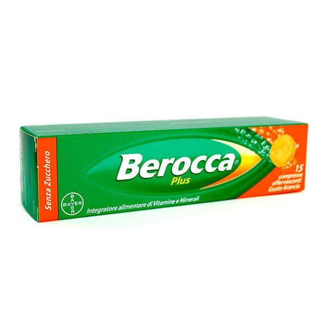 Berocca - Plus - 15 Compresse Effervescenti