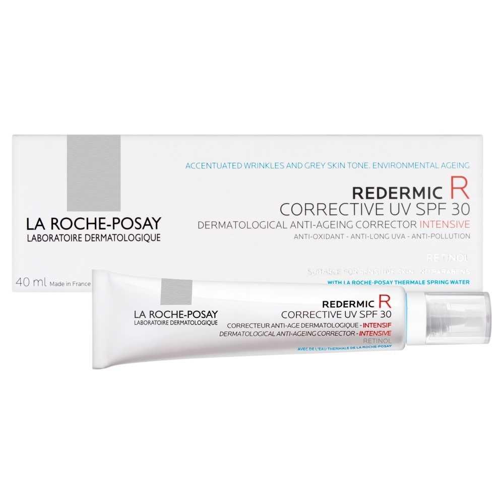 La Roche-posay - Redermic - R Concentrato Correttore Anti-età - Intensivo