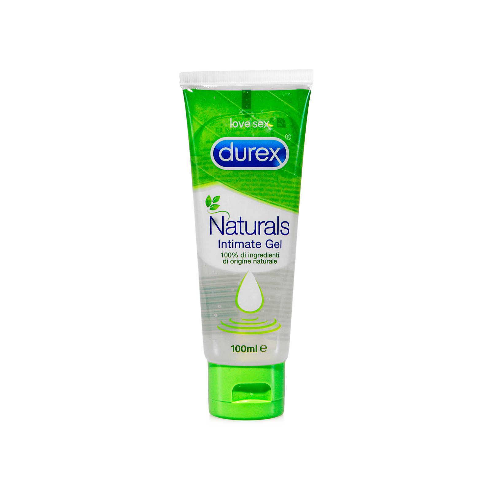 Durex - Naturals - Intimate Gel