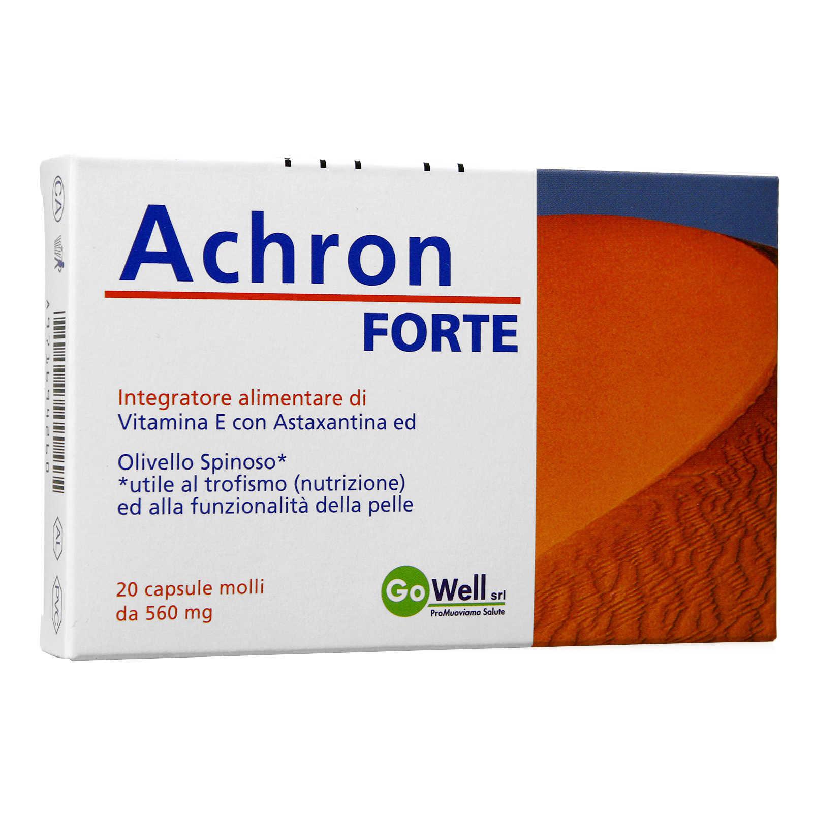 Achron Forte - 20 capsule