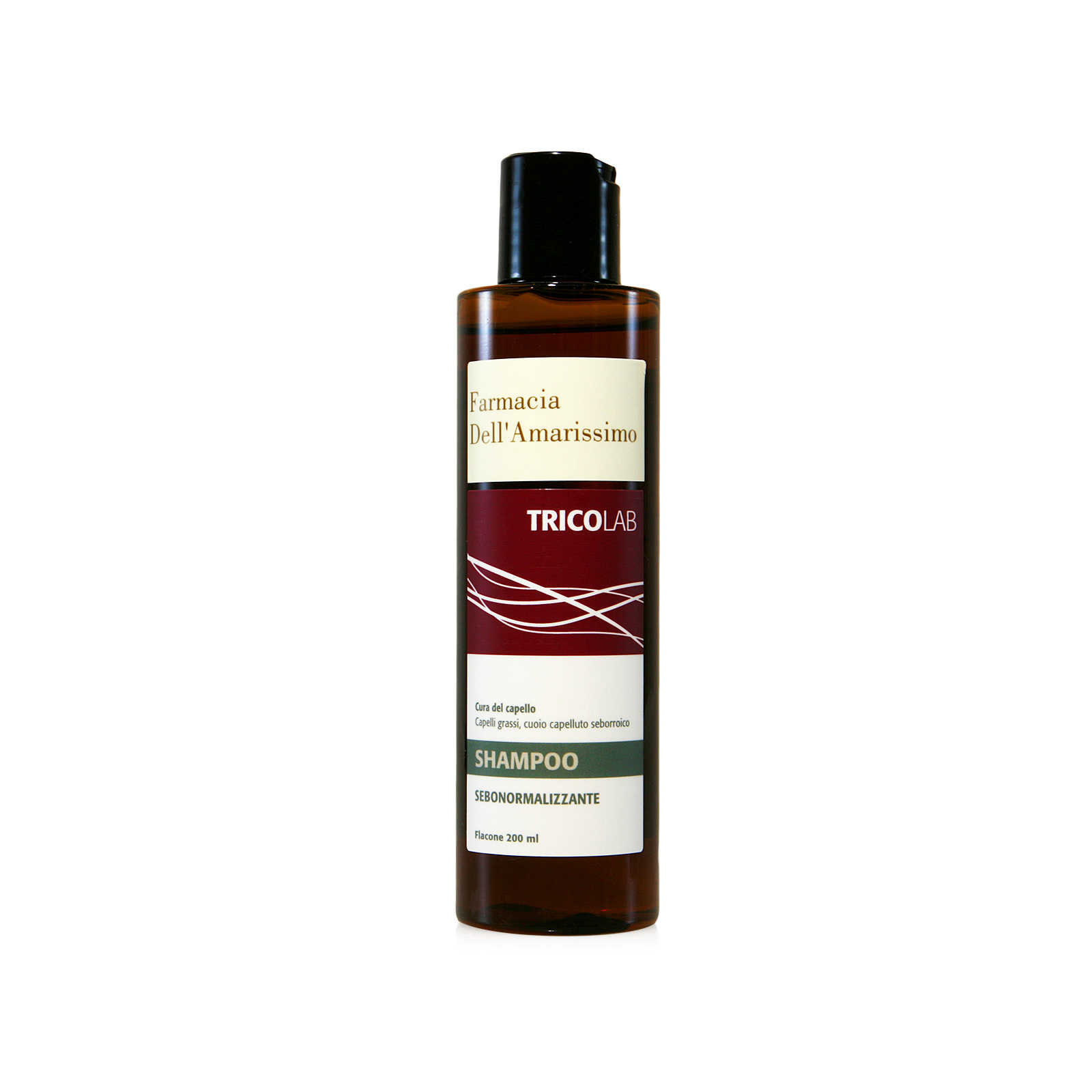Farmacia Dell'amarissimo - Shampoo Sebonormalizzante - Tricolab
