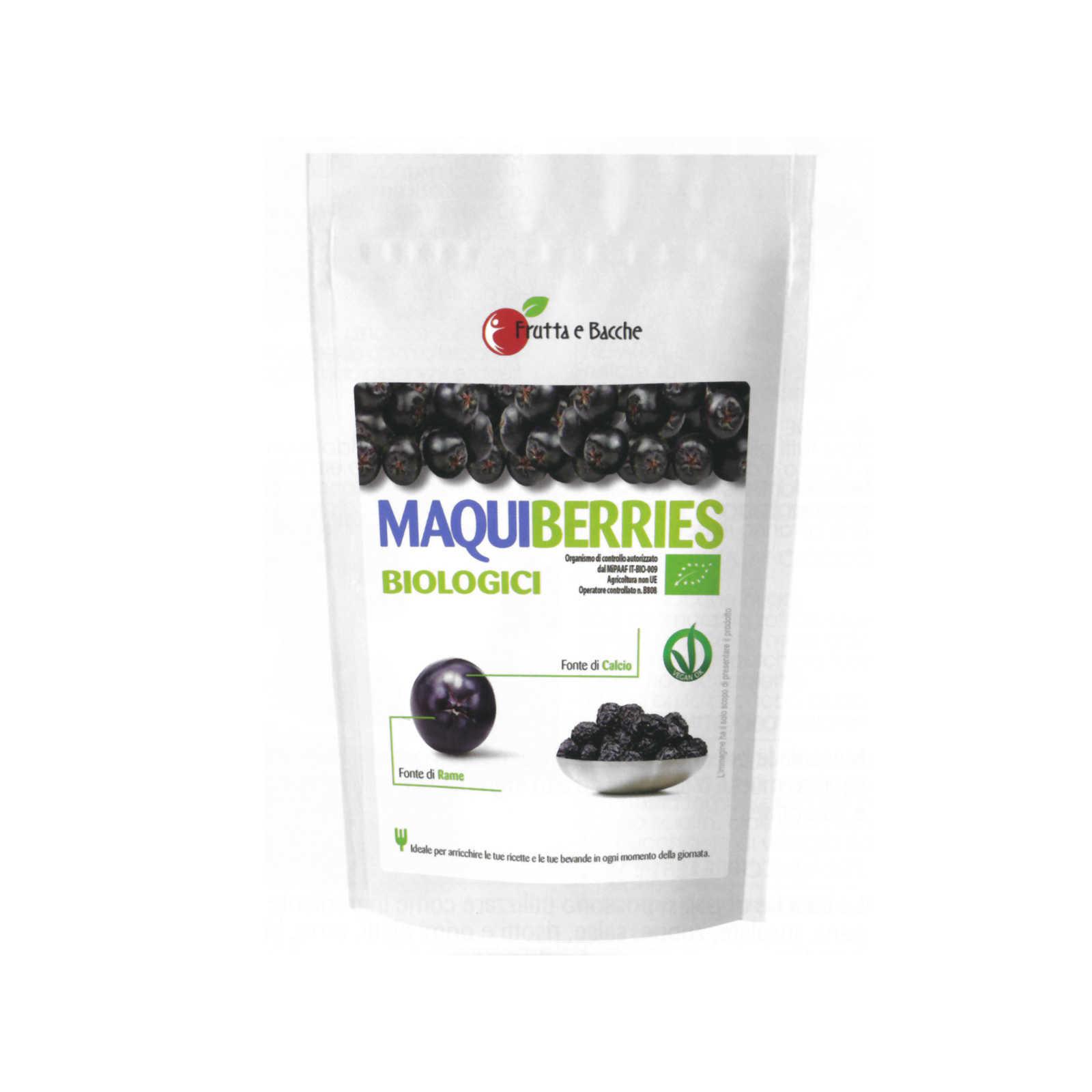 Frutta E Bacche - Maquiberries essiccati