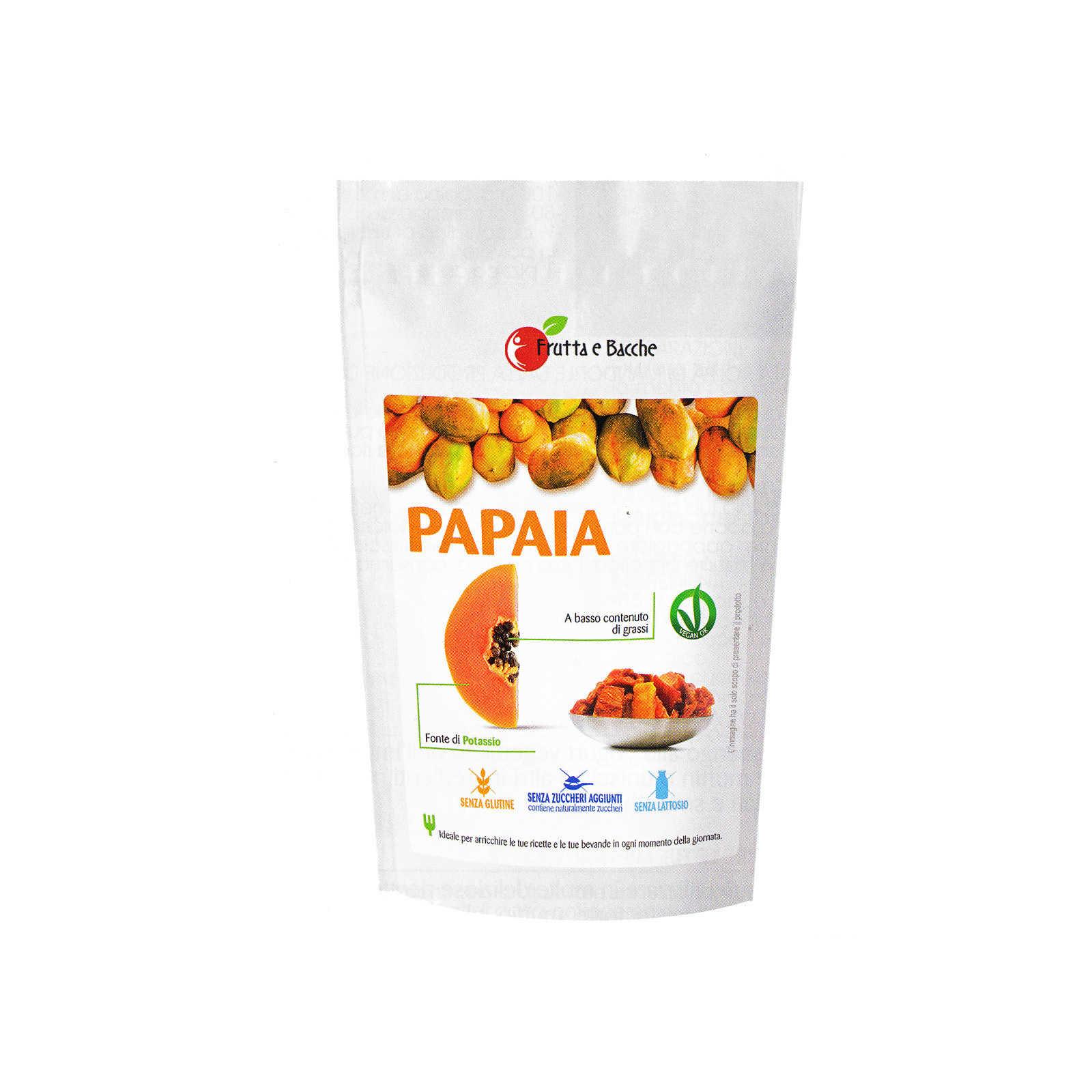 Frutta E Bacche - Papaya Essiccata