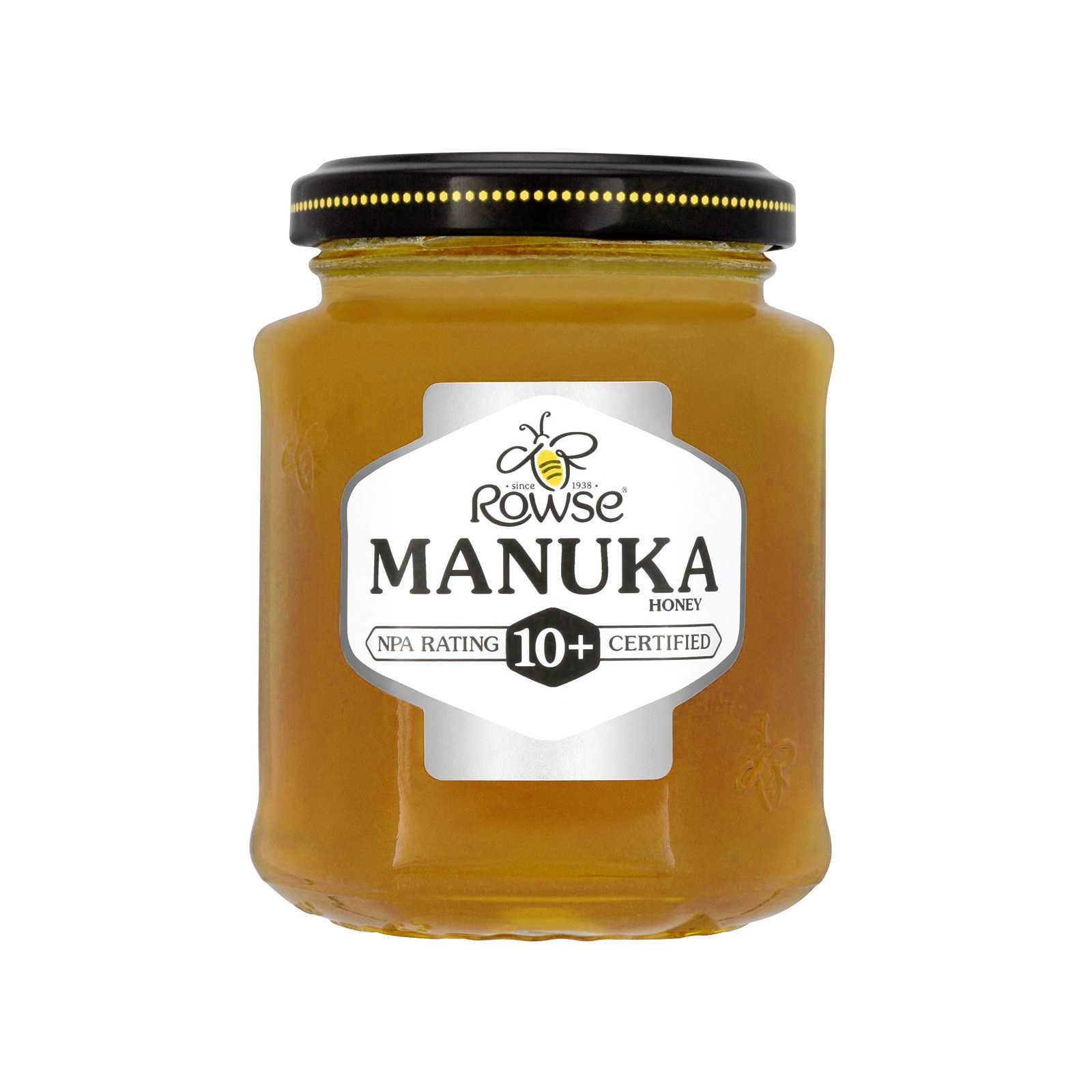 Rowse - Miele di Manuka - 10+ - Antiossidante