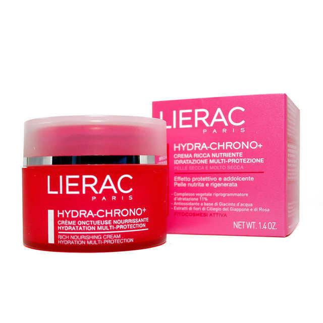 Lierac - Hydra-Chrono+ - Crema Ricca Nutriente