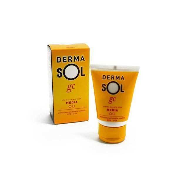 Dermasol - Protezione solare media viso - Global Care