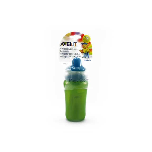 Avent - Biberon Magic Sport 18+ 340 ml