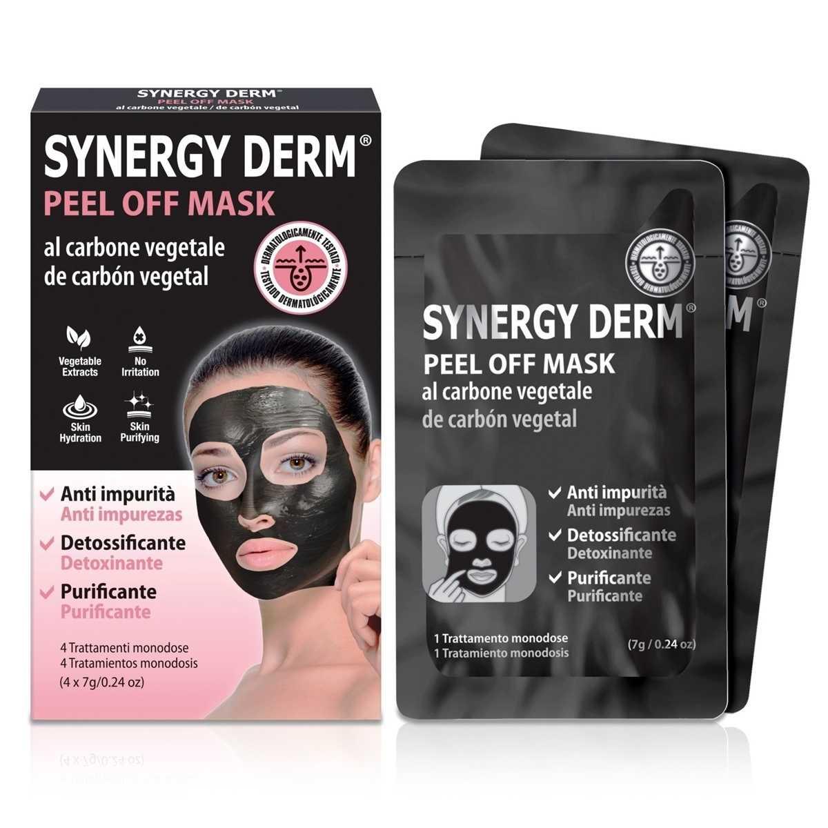 Synergy Derm - Peel Off Mask
