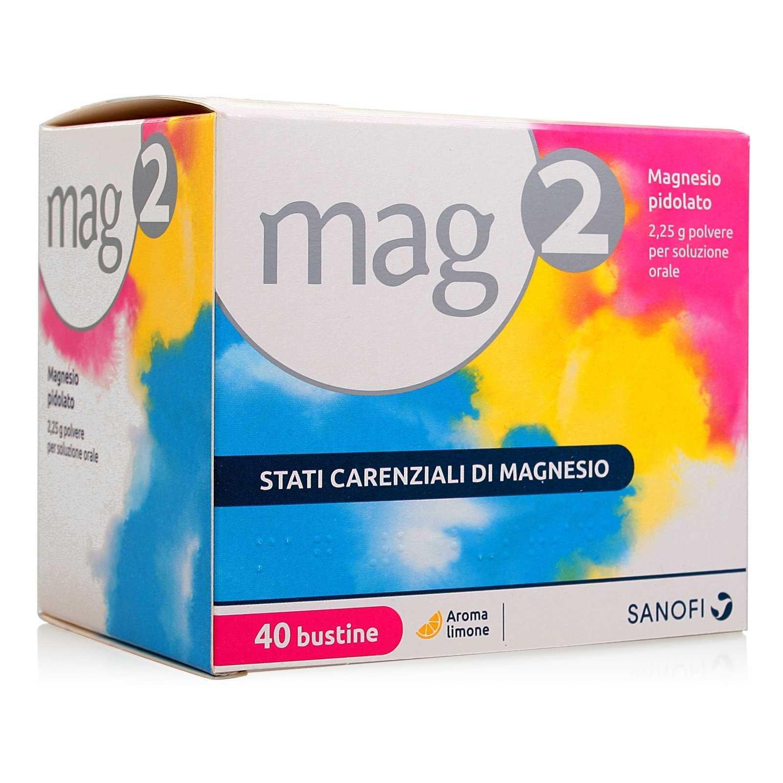 Mag 2 - 40 Bustine