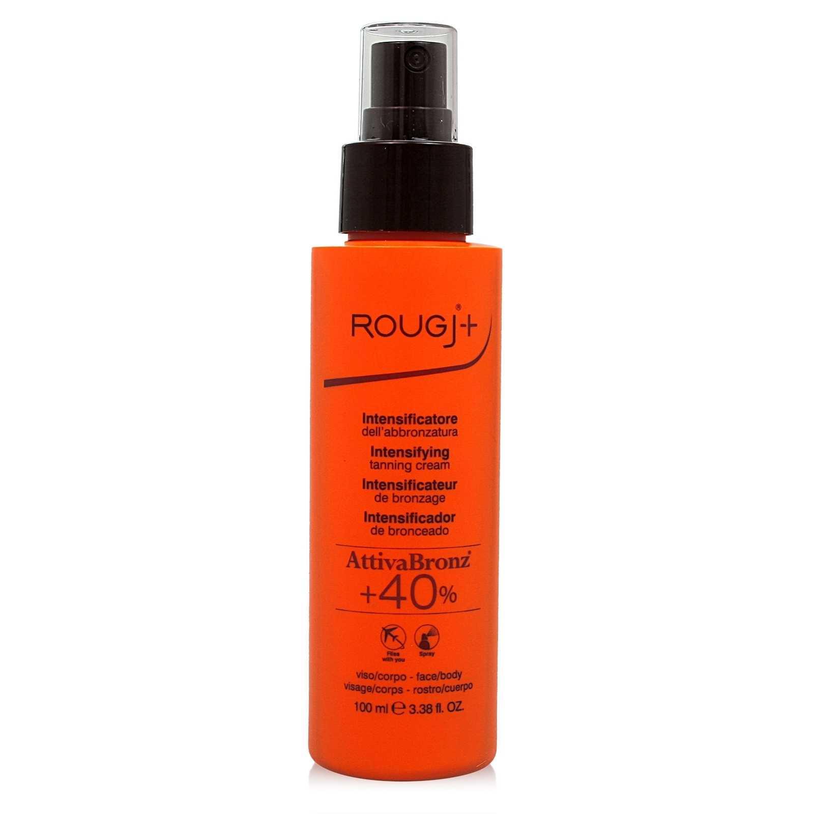 Rougj - AttivaBronz - Spray intensificatore dell'abbronzatura