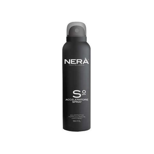 Nerà Pantelleria - Acceleratore per Abbronzatura Spray