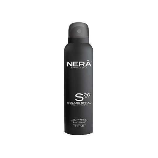 Nerà Pantelleria Solare Spray - Media protezione SPF20
