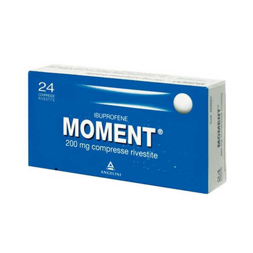 Moment - MOMENT*24CPR RIV 200MG