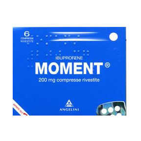 Moment - MOMENT*6CPR RIV 200MG