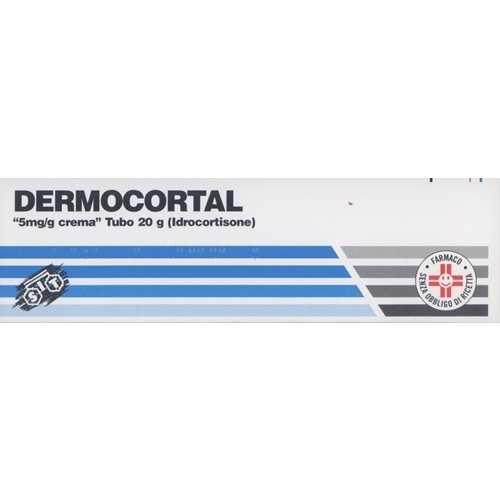 Dermocortal - DERMOCORTAL*CREMA 20G 0,5%