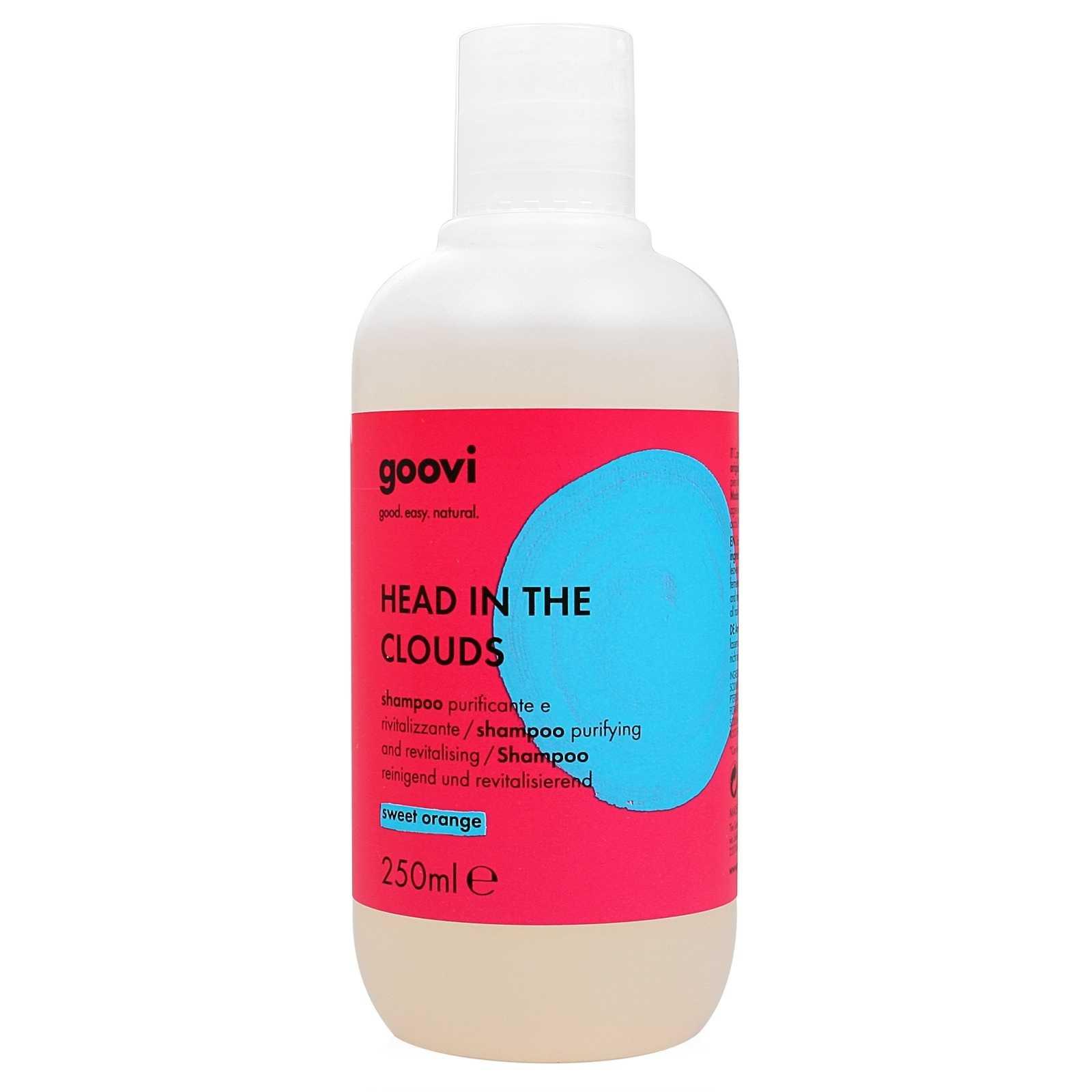 Goovi - Head in the Clouds - Shampoo Purificante e Rivitalizzante