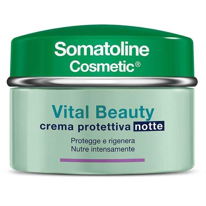 Somatoline - Vital Beauty - Crema Protettiva Notte