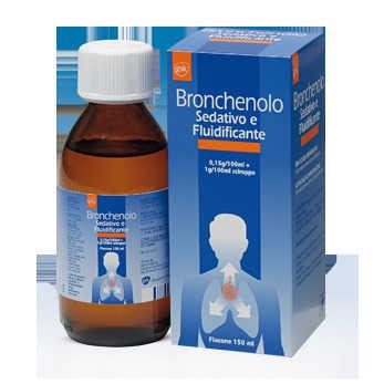 Bronchenolo - BRONCHENOLO SED FLUI*SCIR150ML