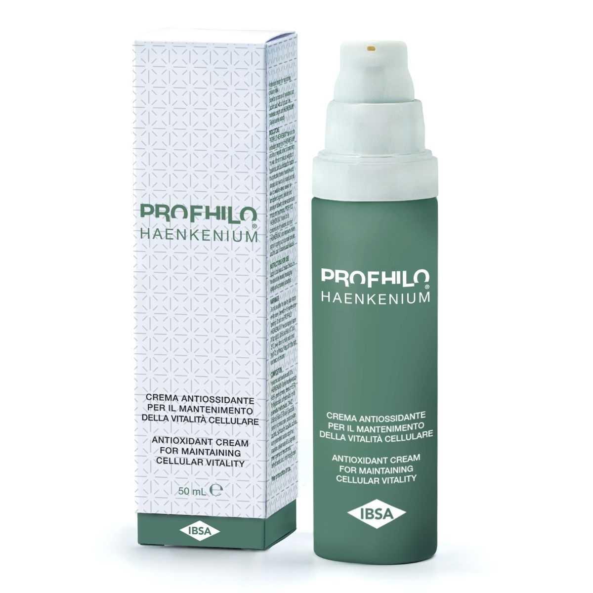 Profhilo Haenkenium - Crema Antiossidante