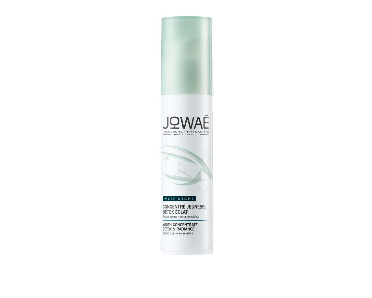 Jowaé - Concentrato di Giovinezza - Detox Luminosità