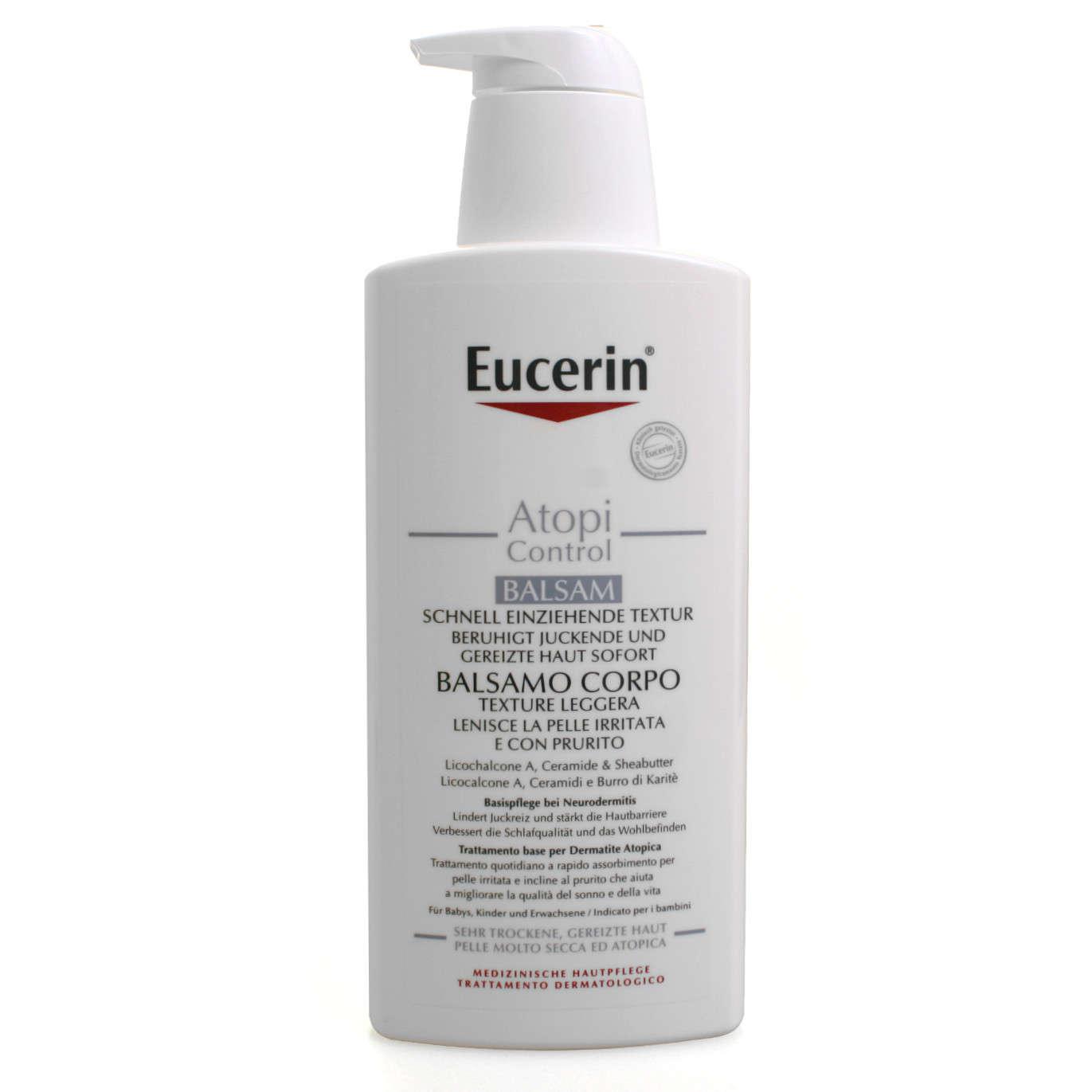 Eucerin - Atopi-control - Balsamo corpo texture leggera