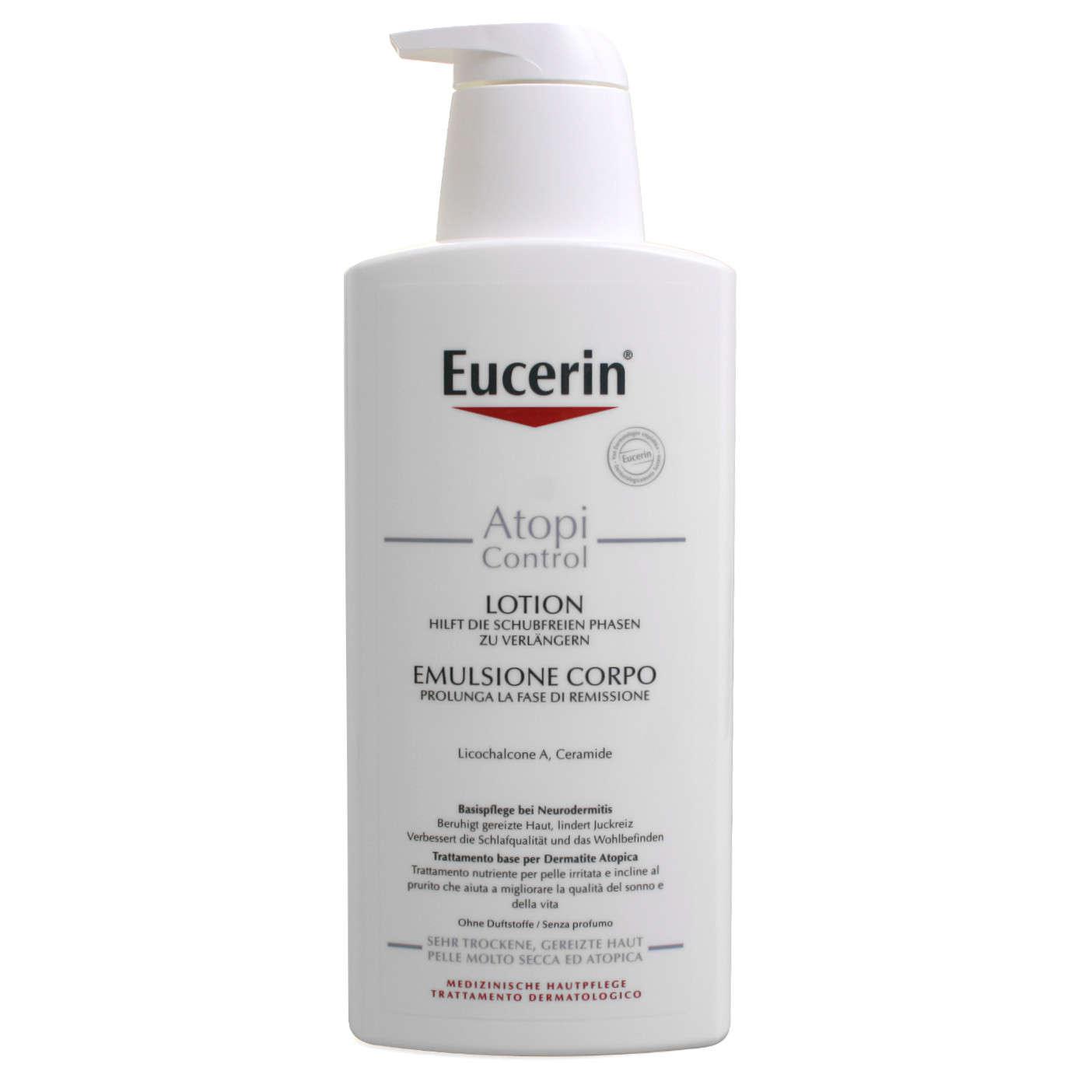 Eucerin - Atopi-control - Emulsione corpo