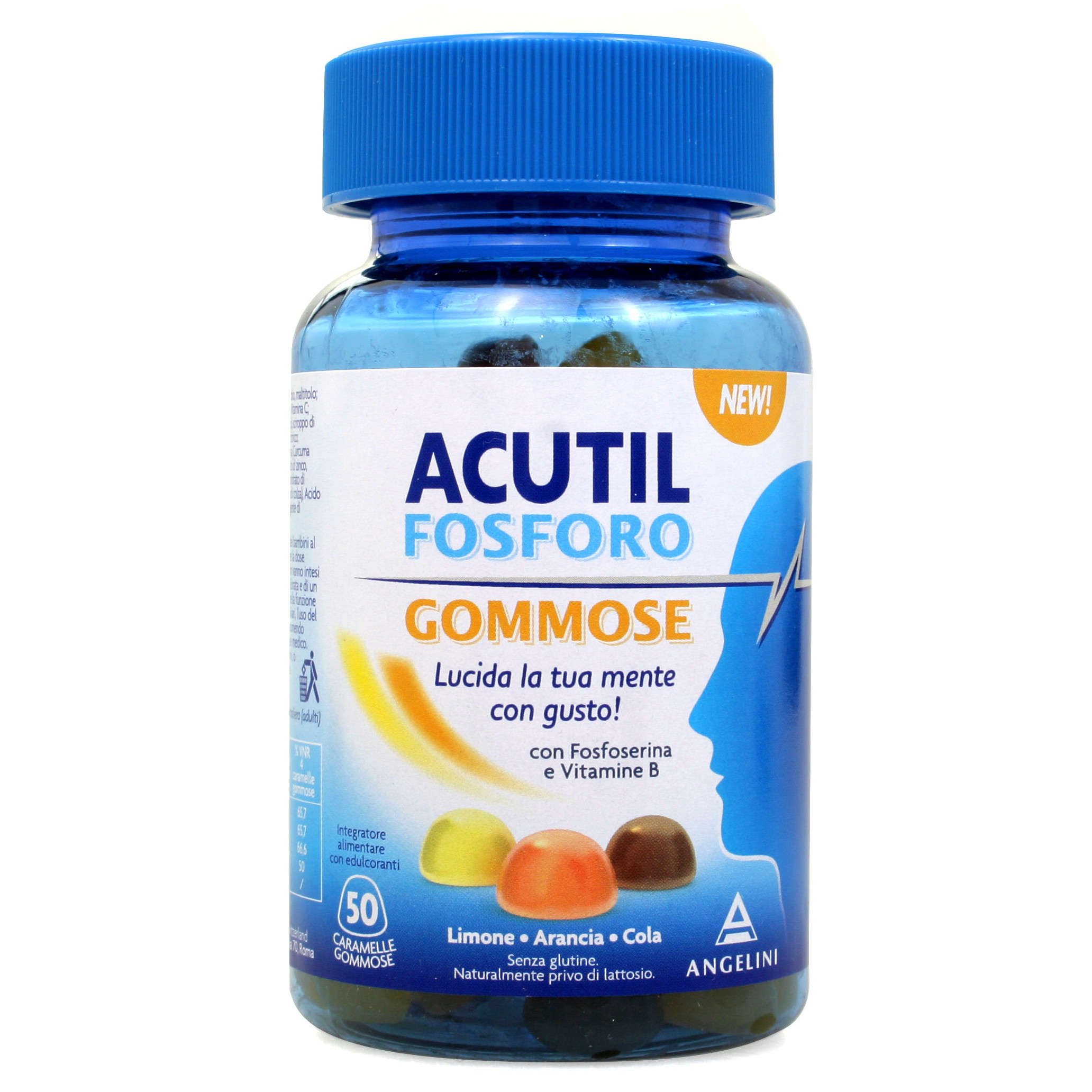 Acutil - Fosforo - Gommose