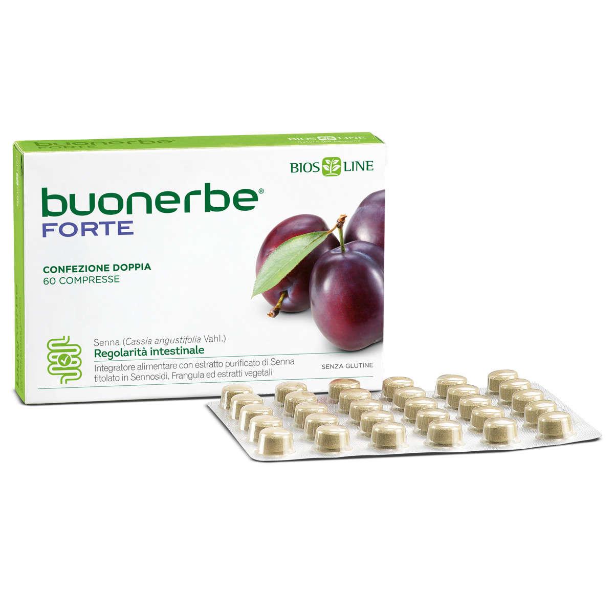 Bios Line Buon Erbe - Forte