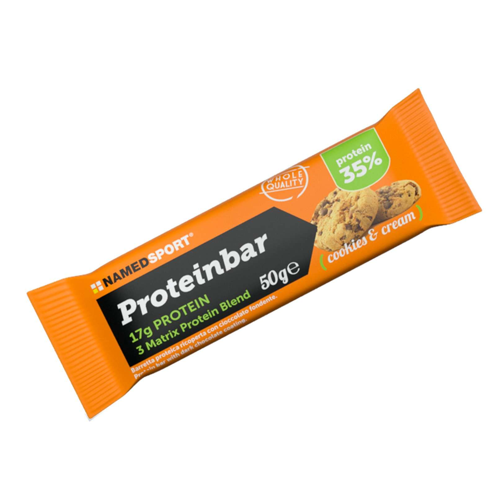 Named Sport - Protein Bar - Cookies and Cream