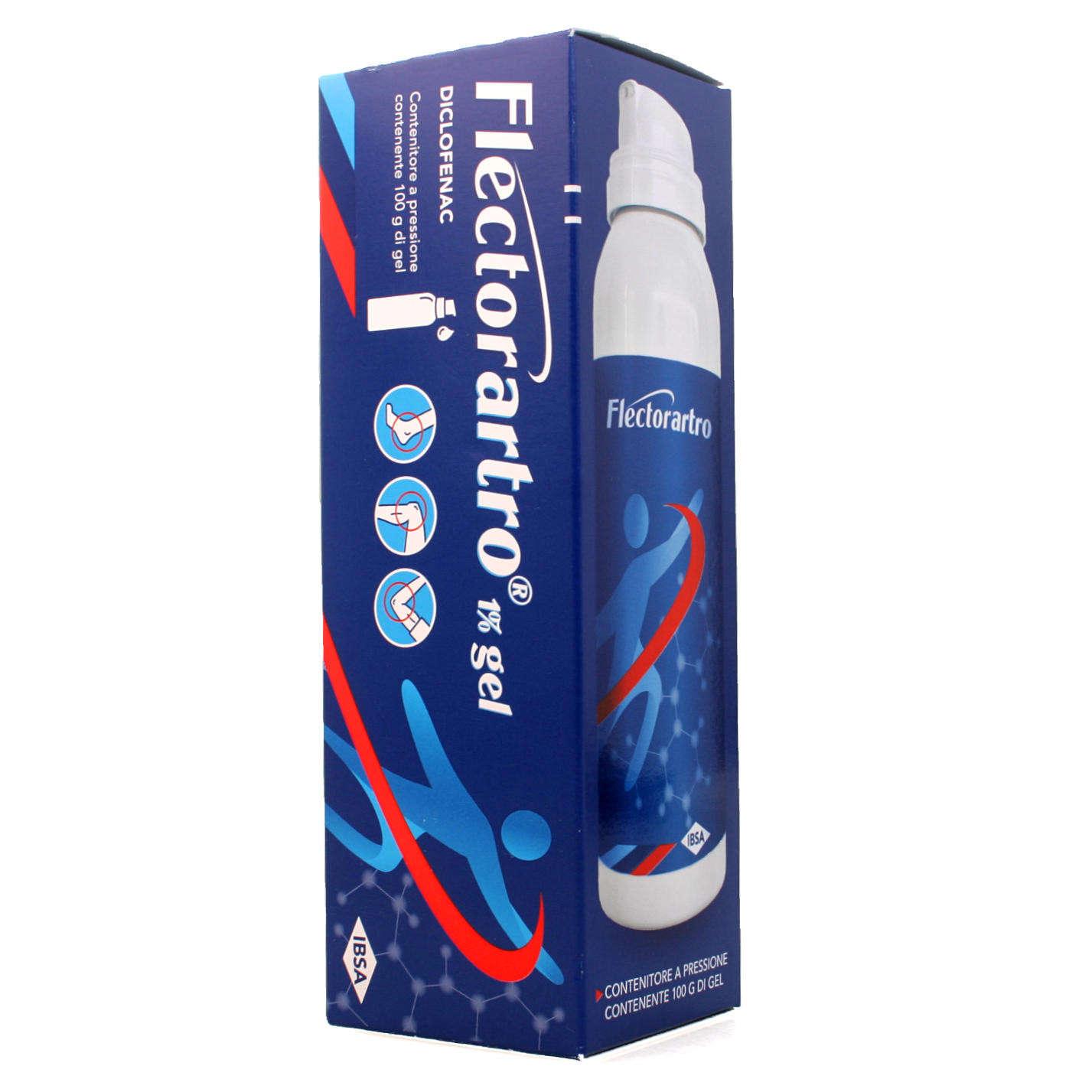 Flector - Flectorartro - 1% gel antidolorifico