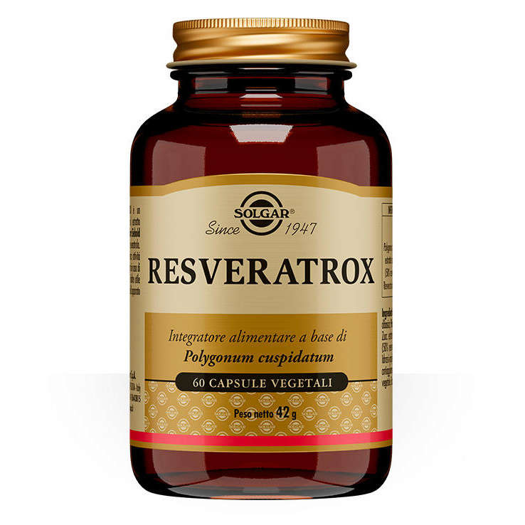 Solgar - Resveratrox