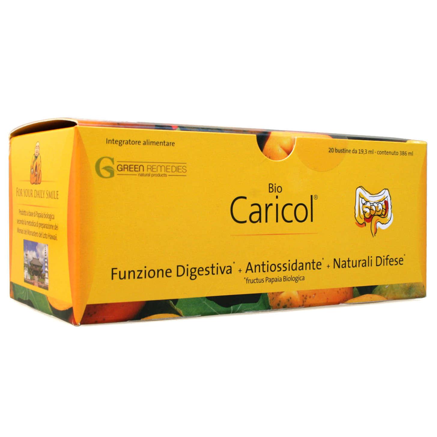 Solgar - Bio Caricol - Gusto Mango