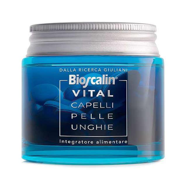 Bioscalin - Vital - Integratore Capelli Pelle e Unghie